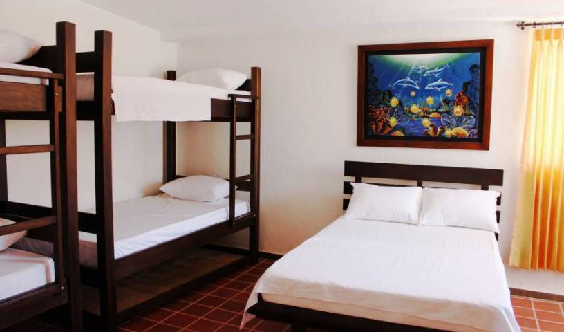 San Marcos Taganga - Get low hotel rates and check availability in Taganga 15 photos