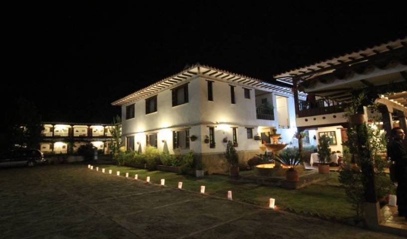 Santaviviana Hotel Villa de Leyva, online booking for hostels and budget hotels 14 photos