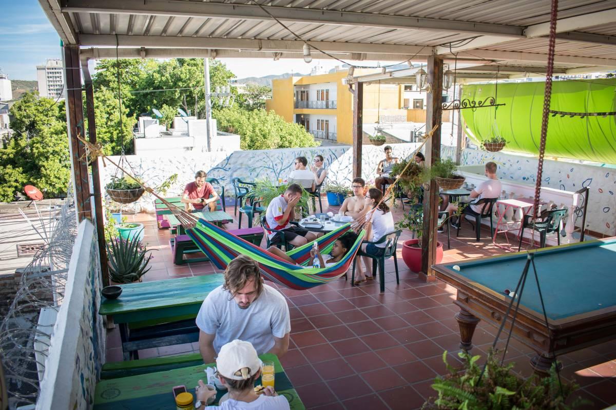 El Hostal de Jackie, Santa Marta, Colombia, find the best hotel prices in Santa Marta