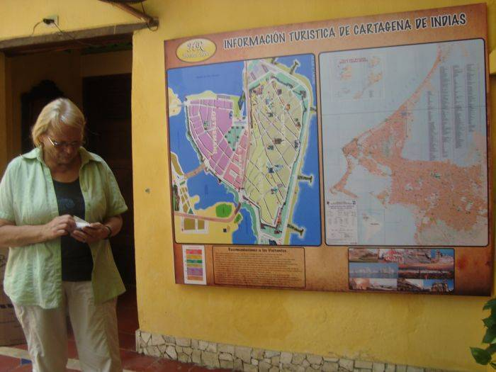 Hostal Real, Cartagena, Colombia, guesthouses and backpackers accommodation in Cartagena