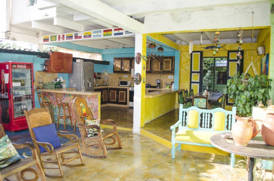Hostel Villa Mary, Santa Marta, Colombia, Colombia hotels and hostels