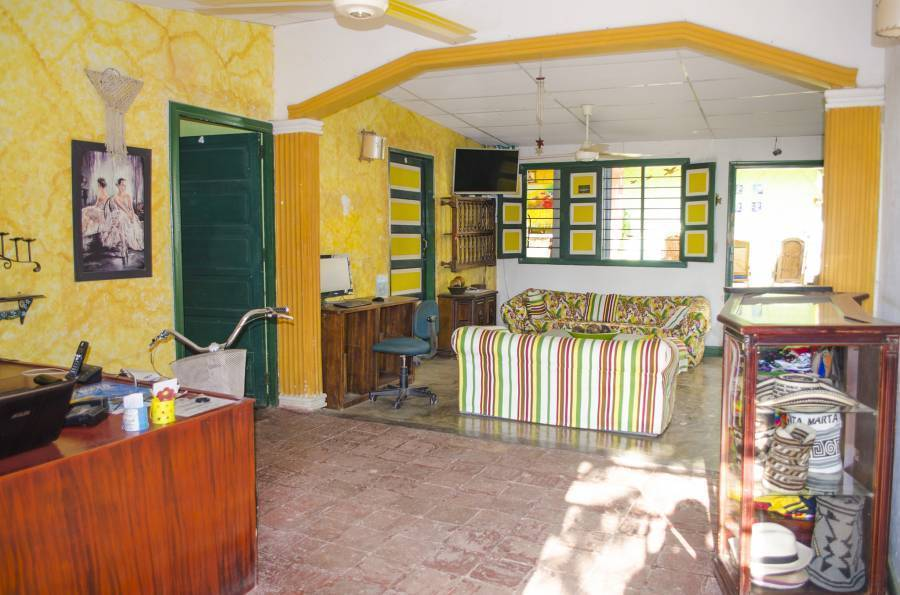 Hostel Villa Mary, Santa Marta, Colombia, popular places to stay in Santa Marta