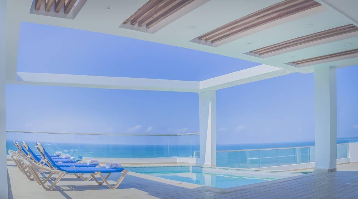 Hotel Summer, Cartagena, Colombia, Du lịch ba lô và giá rẻ trong Cartagena