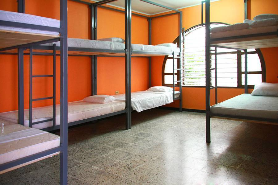 La Guaca Hostel, Santa Marta, Colombia, hotels for vacationing in summer in Santa Marta