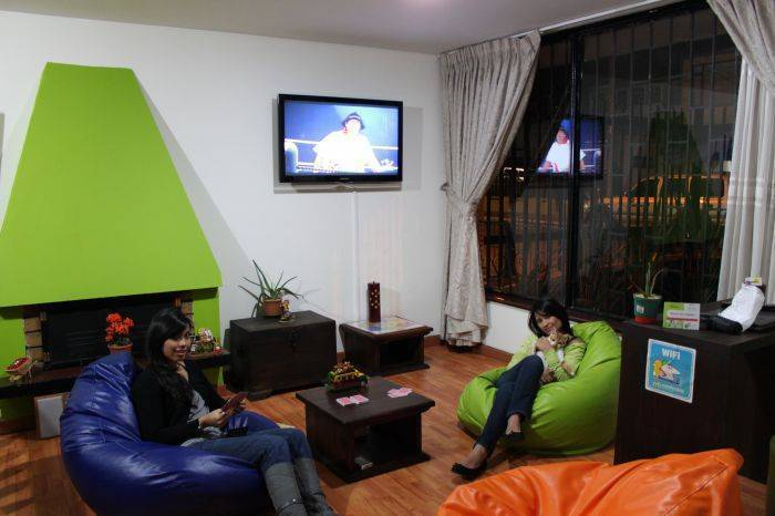 Los Andes Hostel, Bogota, Colombia, hotels near hiking and camping in Bogota