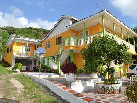Posada Enilda, Providencia Island, Colombia, Colombia hotels and hostels