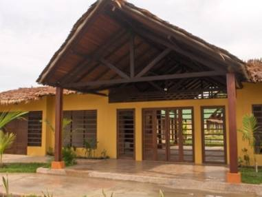 The Amazon Bed and Breakfast, Leticia, Colombia, compare with famous sites for hotel bookings in Leticia
