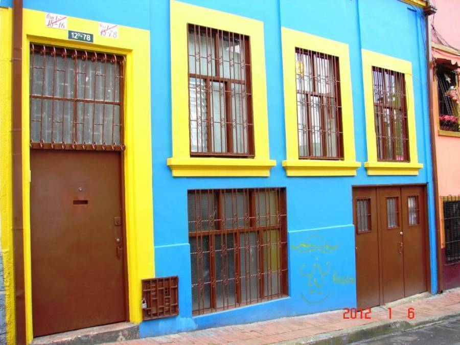 Tip Top Hostel, Bogota, Colombia, hostels with culinary classes in Bogota