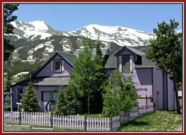 Abbett Placer Inn, Breckenridge, Colorado, Colorado hotels and hostels