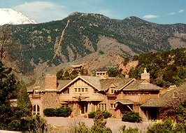 Rockledge Country Inn, Manitou Springs, Colorado, Colorado hotels and hostels