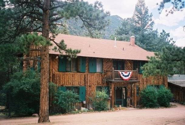 Rocky Mountain Lodge, Cascade, Colorado, Colorado hotels and hostels