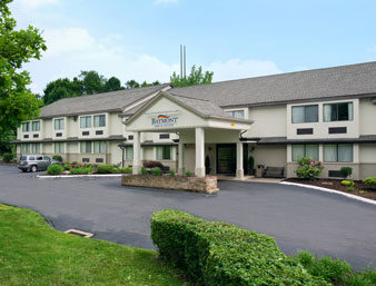 Baymont Inn and Suites, Branford Hills, Connecticut, Connecticut hotels and hostels