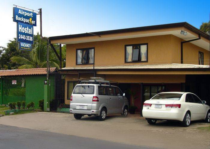 Airport Backpacker Hotel, Alajuela, Costa Rica, Top 5 hotels en hostels in Alajuela