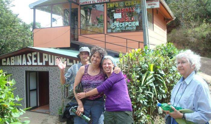 Hostel Cabinas El Pueblo - Get low hotel rates and check availability in Santa Elena 27 photos