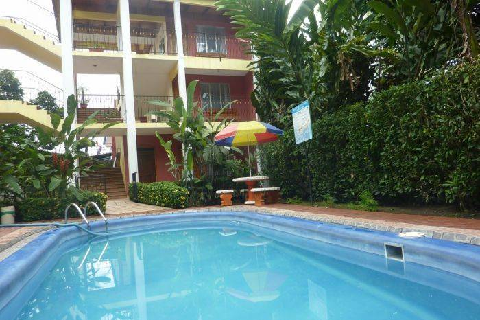 Hotel Arenal Jireh, Fortuna, Costa Rica, Costa Rica hotels and hostels