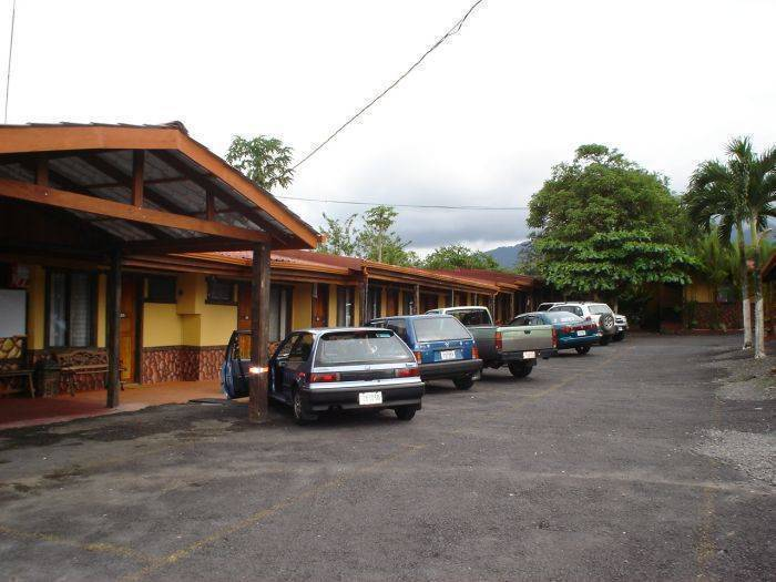 Hotel Arenal Rossi, Fortuna, Costa Rica, Costa Rica hotels and hostels