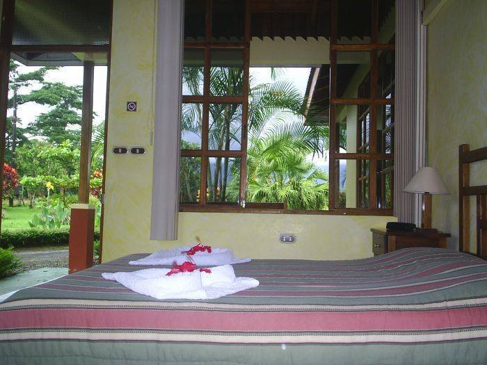 Jardines Arenal, Fortuna, Costa Rica, Costa Rica hotels and hostels