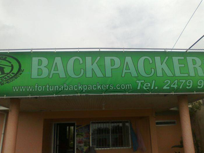 La Fortuna Backpackers, Fortuna, Costa Rica, Costa Rica hotels and hostels