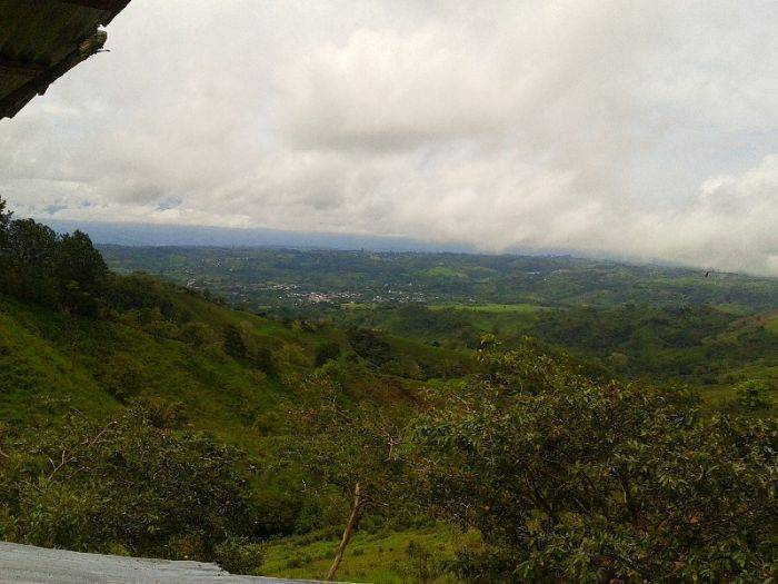 Las Brumas Lookout, Agua Buena, Costa Rica, Costa Rica hotels and hostels