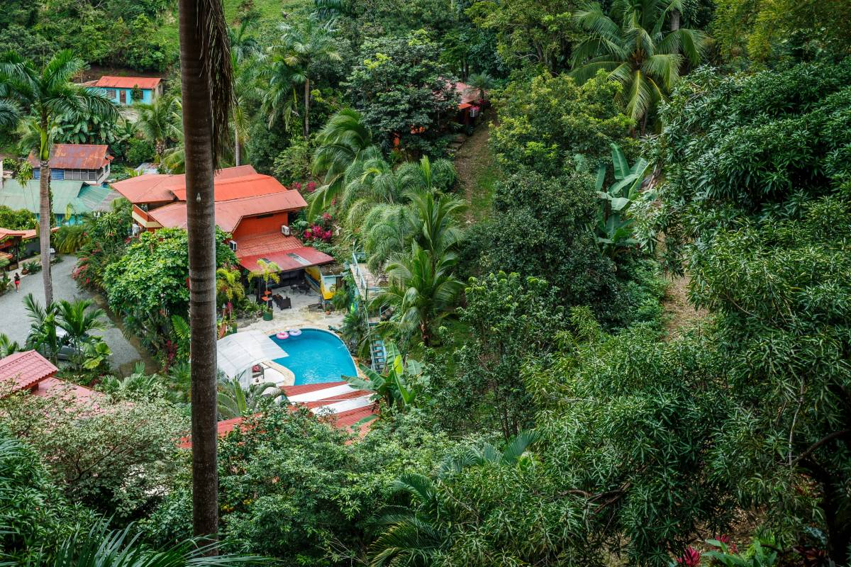 Las Cascadas The Falls, Manuel Antonio, Costa Rica, hotels with ocean view rooms in Manuel Antonio