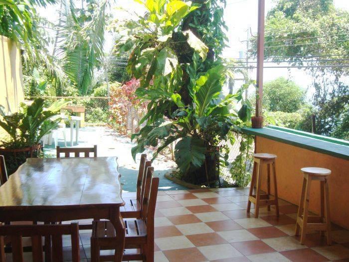 El Baile de la Iguana, Manuel Antonio, Costa Rica, Costa Rica hotels and hostels