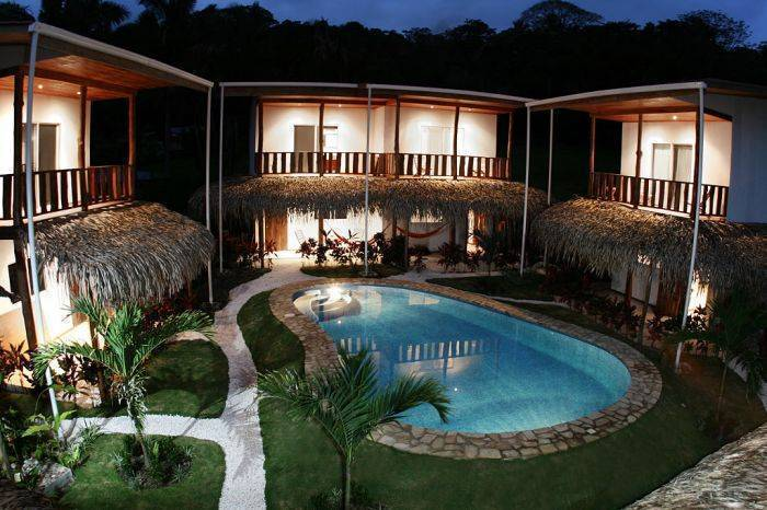 Otro Lado Lodge and Restaurant, Mal Pais, Costa Rica, Costa Rica hotels and hostels