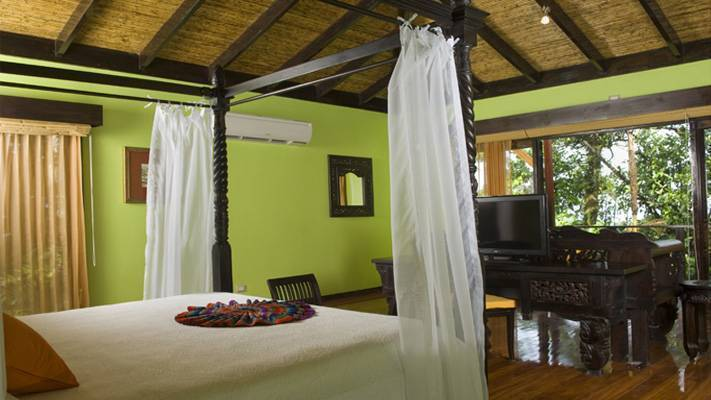 Rio Celeste Hideaway, Bijagua, Costa Rica, hotel bookings for special events in Bijagua