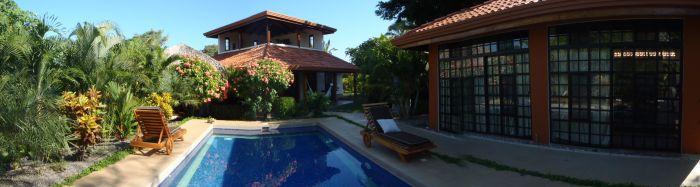 Villa Vista Hermosa Bed and Breakfast, Tambor, Costa Rica, Costa Rica hotels and hostels