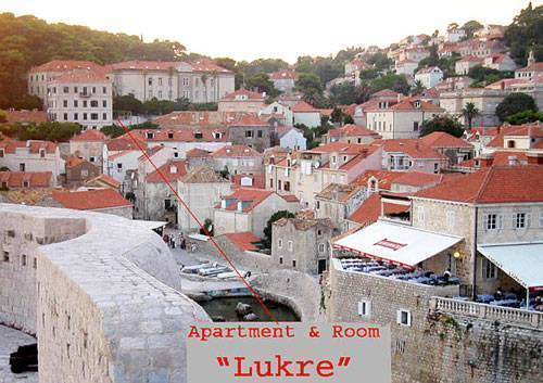 Apartment and Room Lukre , Dubrovnik, Croatia, travel intelligence and smart tourism in Dubrovnik