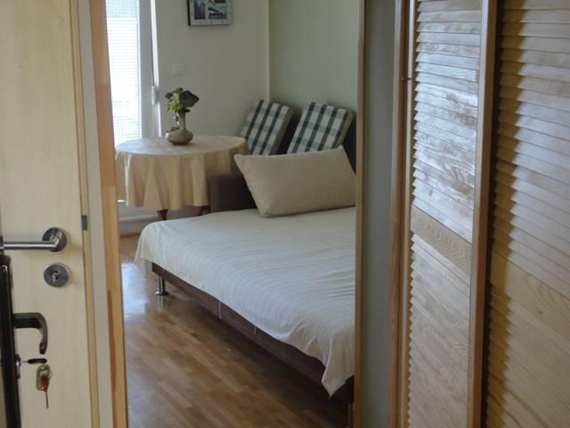 Apartment Mia Studio Beach, Split, Croatia, Croatia hotels and hostels