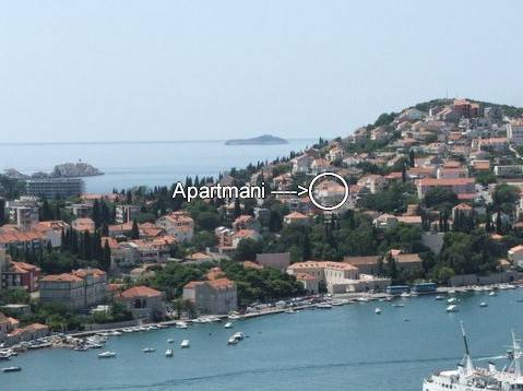 Apartments Lapad, Dubrovnik, Croatia, Croatia hotels and hostels
