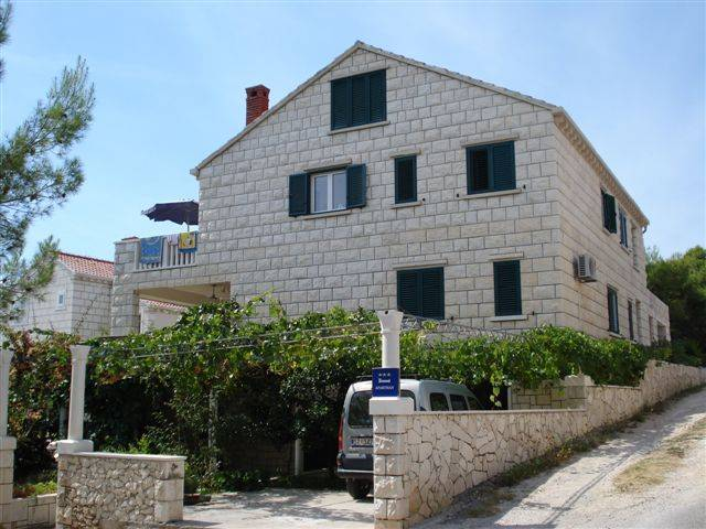 Apartments Luka, Lumbarda, Croatia, Croatia hotels and hostels