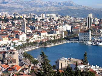 Guesthouse Top Center, Split, Croatia, Croatia hotels and hostels
