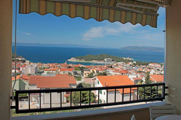 Apartments Selak, Makarska, Croatia, what is a green hotel in Makarska