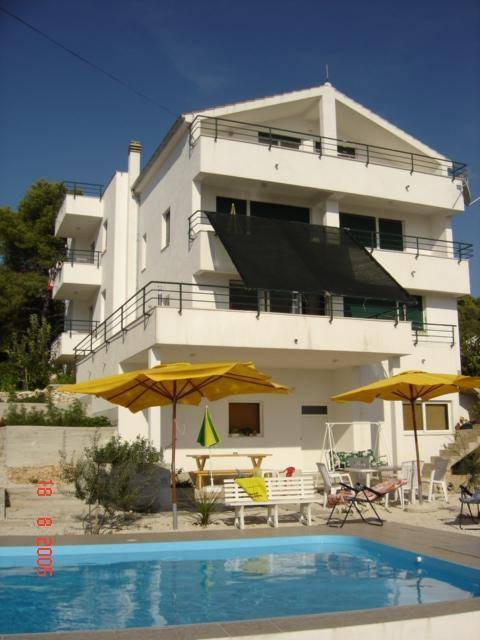 Apartments Villa Goja, Trogir, Croatia, Croatia hotels and hostels