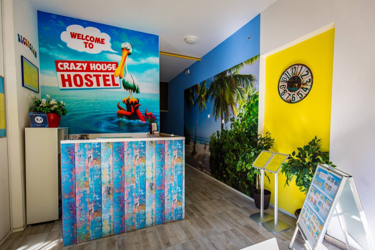 Crazy House Hostel Pula, Pula, Croatia, go on a cheap vacation in Pula