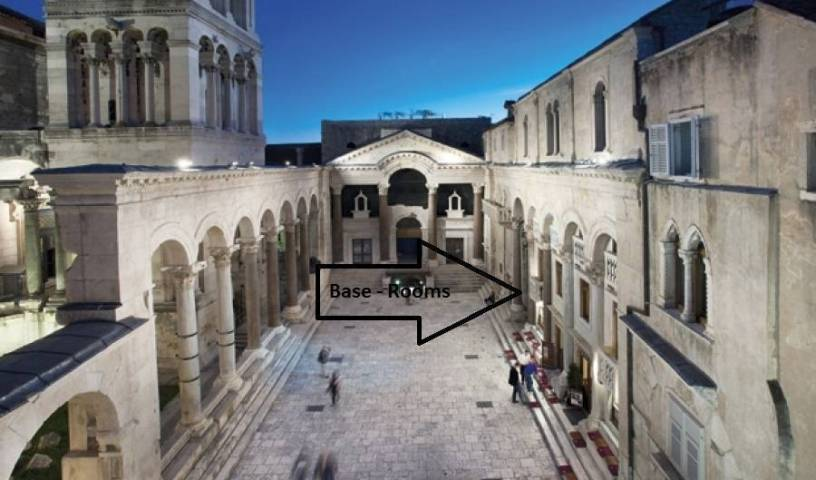 Base Rooms - Get low hotel rates and check availability in Split 15 photos