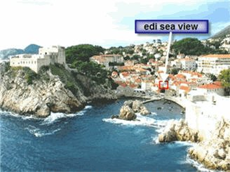 Edi Sea View Rooms, Dubrovnik, Croatia, hostel reviews and discounted prices in Dubrovnik