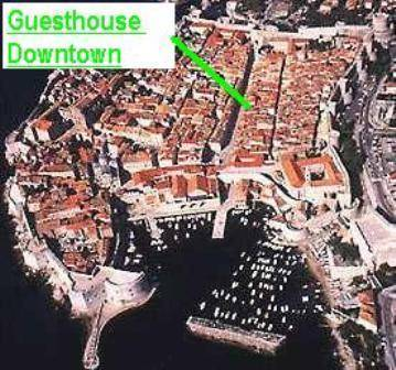 Guesthouse Downtown Dubrovnik, Dubrovnik, Croatia, Croatia hotels and hostels