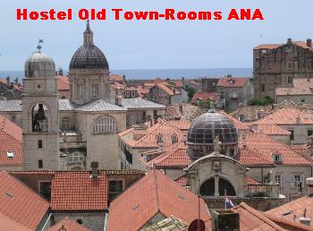 Hostel Old Town-Rooms Ana, Dubrovnik, Croatia, Croatia hoteli in hostli