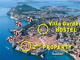 Hostel Villa Garden, Dubrovnik, Croatia, Croatia hotels and hostels