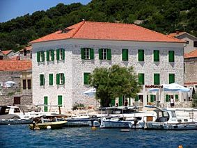 Hotel Maestral, Prvic Luka, Croatia, Croatia hotels and hostels