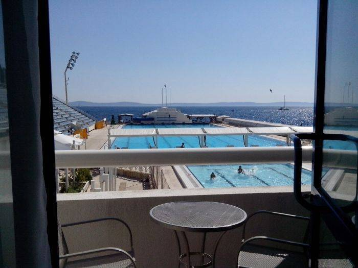 Jadran Hotel, Split, Croatia, Croatia hotels and hostels