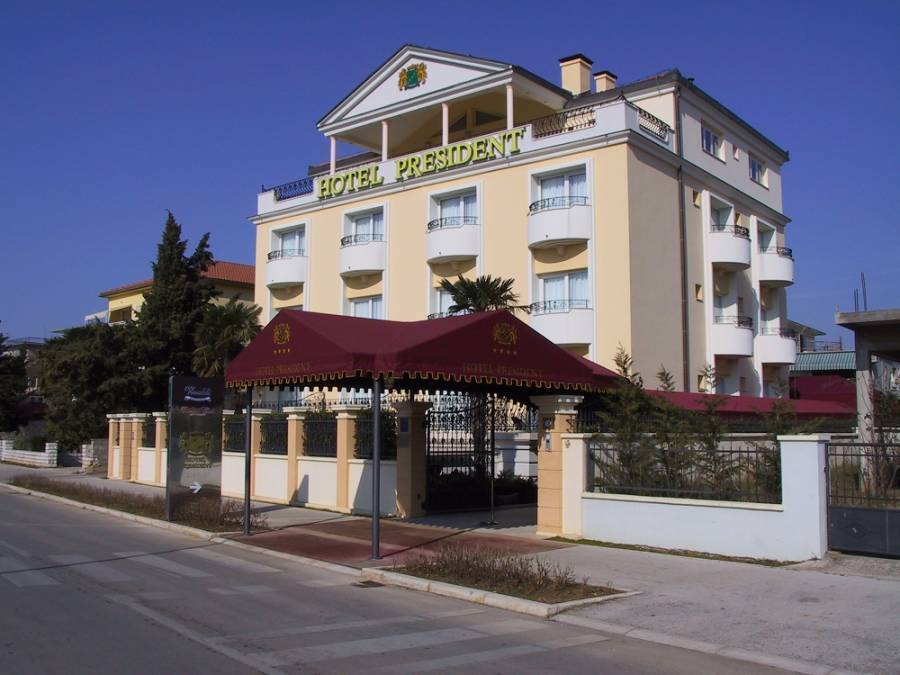 Luxury Hotel President Zadar, Zadar, Croatia, Croatia hotels and hostels