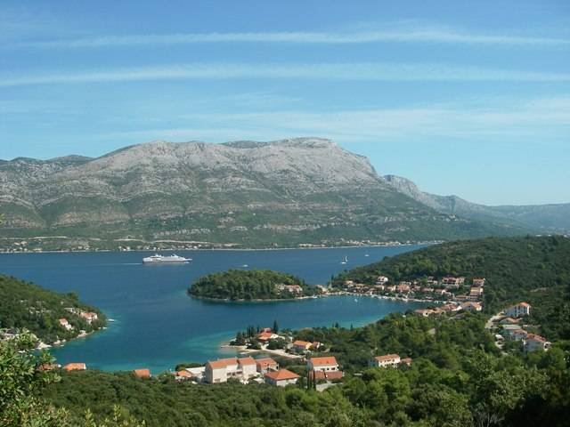 Villa Conte Apartments, Korcula, Croatia, how to choose a hotel or hostel in Korcula