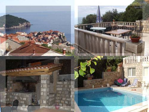 Villa Klaic Guesthouse, Dubrovnik, Croatia, hotels near vineyards and wine destinations in Dubrovnik