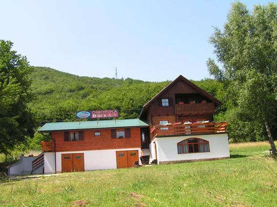 Villa Omorika, Titova Korenica, Croatia, Croatia hotels and hostels