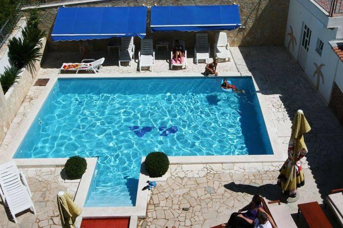 Villa Paula, Trogir in Croatia, Croatia, Croatia hotels and hostels