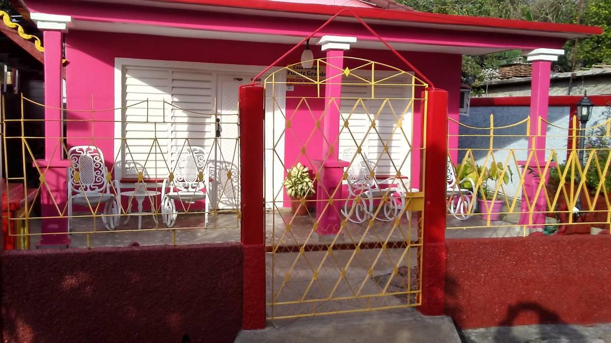 Casa Campo Puente Grande, Vinales, Cuba, preferred site for booking vacations in Vinales