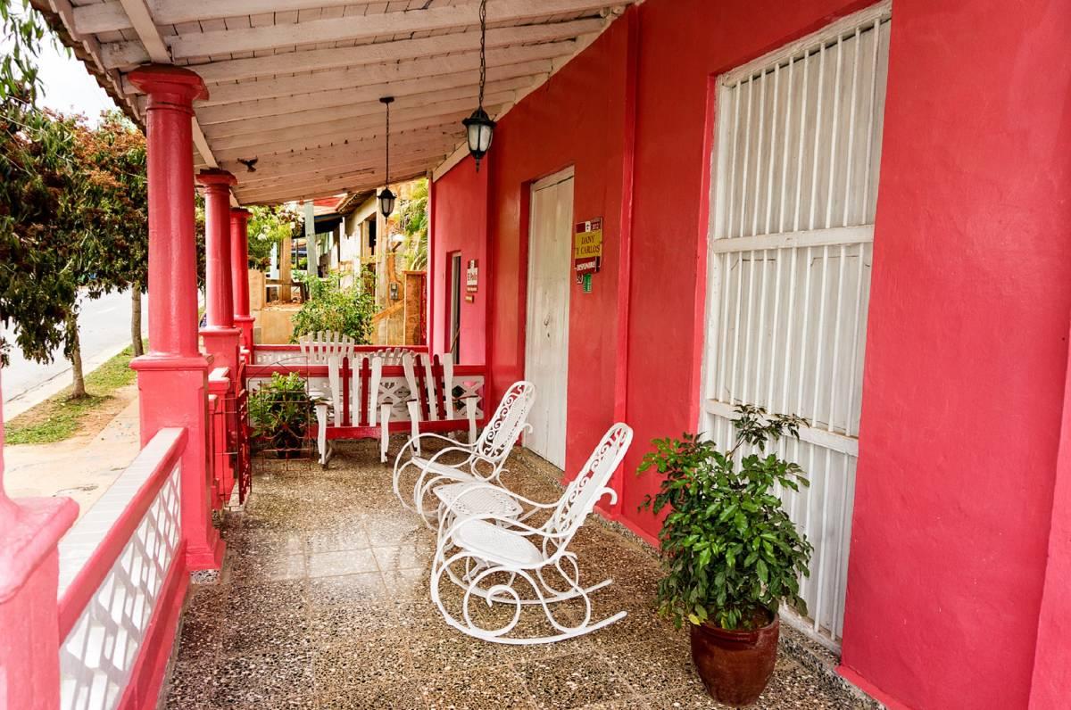 Casa Colonial Dany y Carlos, Vinales, Cuba, Cuba hoteles y hostales